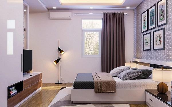 Hướng giường ngủ tính từ đầu hay chân?