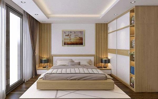 Hướng giường ngủ theo phong thủy
