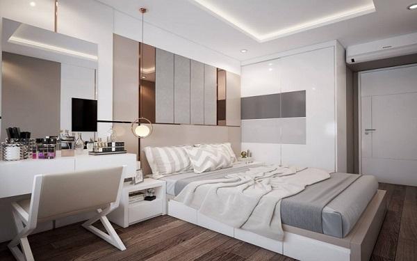 Lưu ý khi thiết kế diện tích phòng ngủ