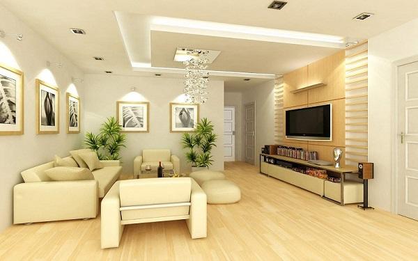 Xác định chiều cao trần nhà dựa theo kiến trúc