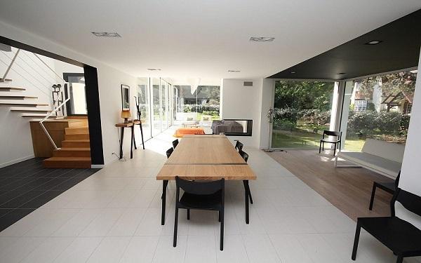Chiều cao trần nhà theo thước lỗ ban