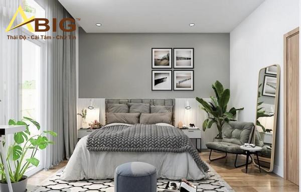 Thiết kế nội thất căn hộ 2 phòng ngủ giá tốt