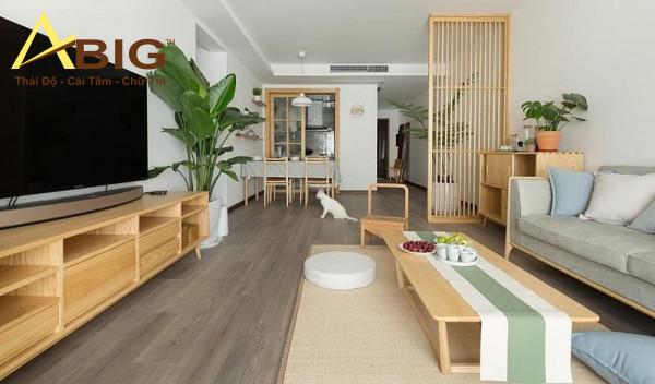 Thiết kế nội thất căn hộ 2 phòng ngủ giá tốt nhất