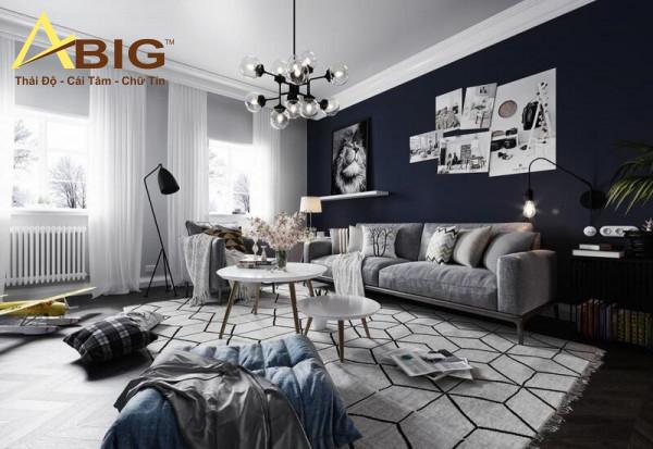 thiết kế nội thất căn hộ 2 phòng ngủ đẹp nhất