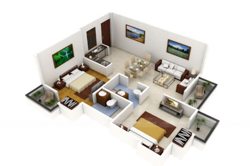 ưu điểm khi thuê thiết kế nội thất chung cư