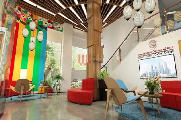 Văn phòng phong cách nghệ thuật- khơi gợi niềm cảm hứng sáng tạo