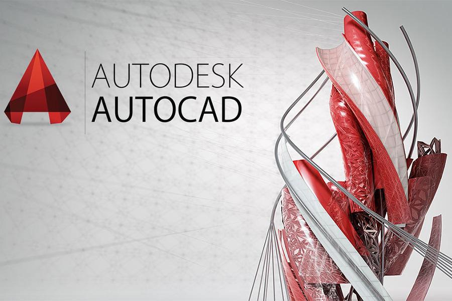 Phần mềm thiết kế 3D Autocad.