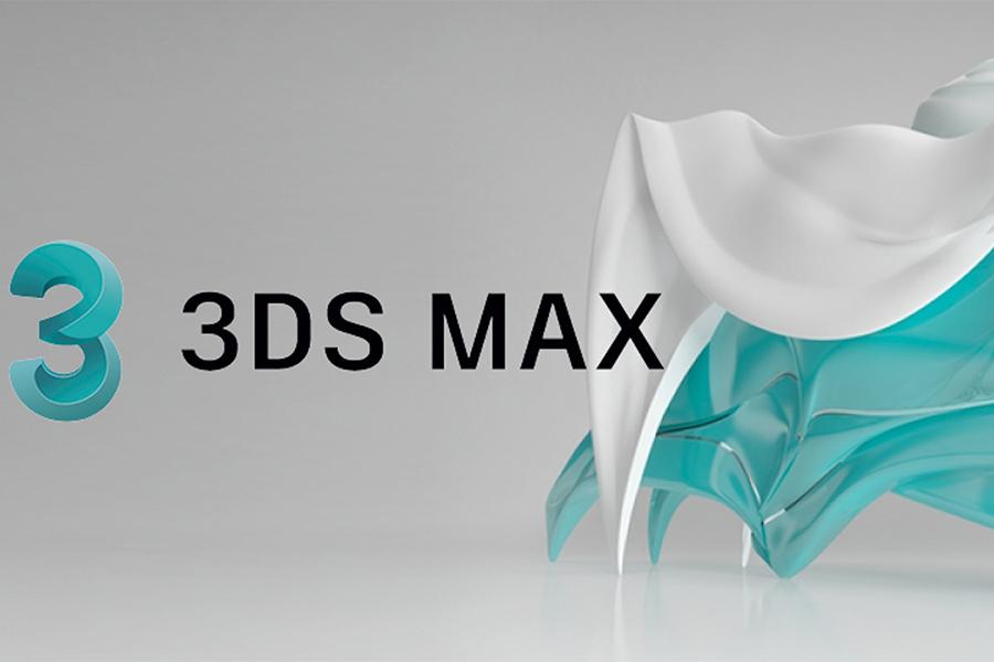 Phần mềm vẽ phối cảnh 3D Max.