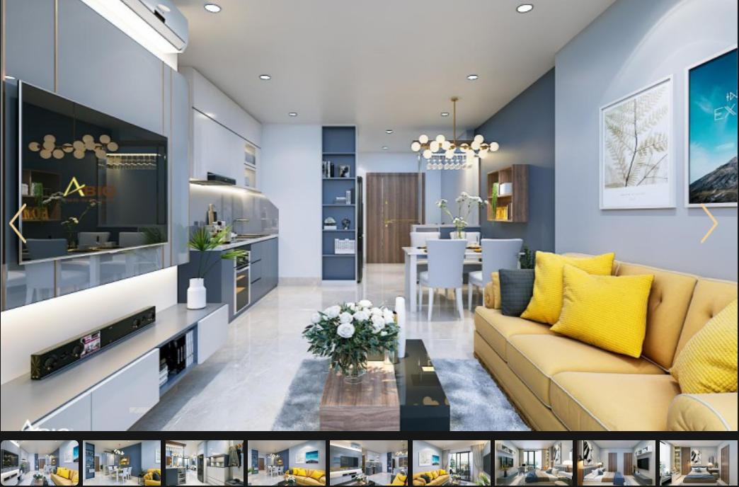 Một căn hộ gia đình Vintage nhưng nhìn rất đẹp và tính thẩm mỹ cao