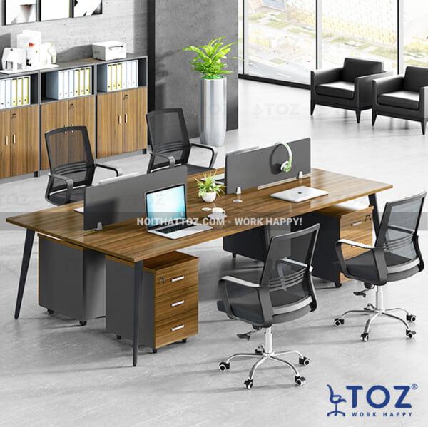 Sản phẩm nội thất văn phòng tại TOZ