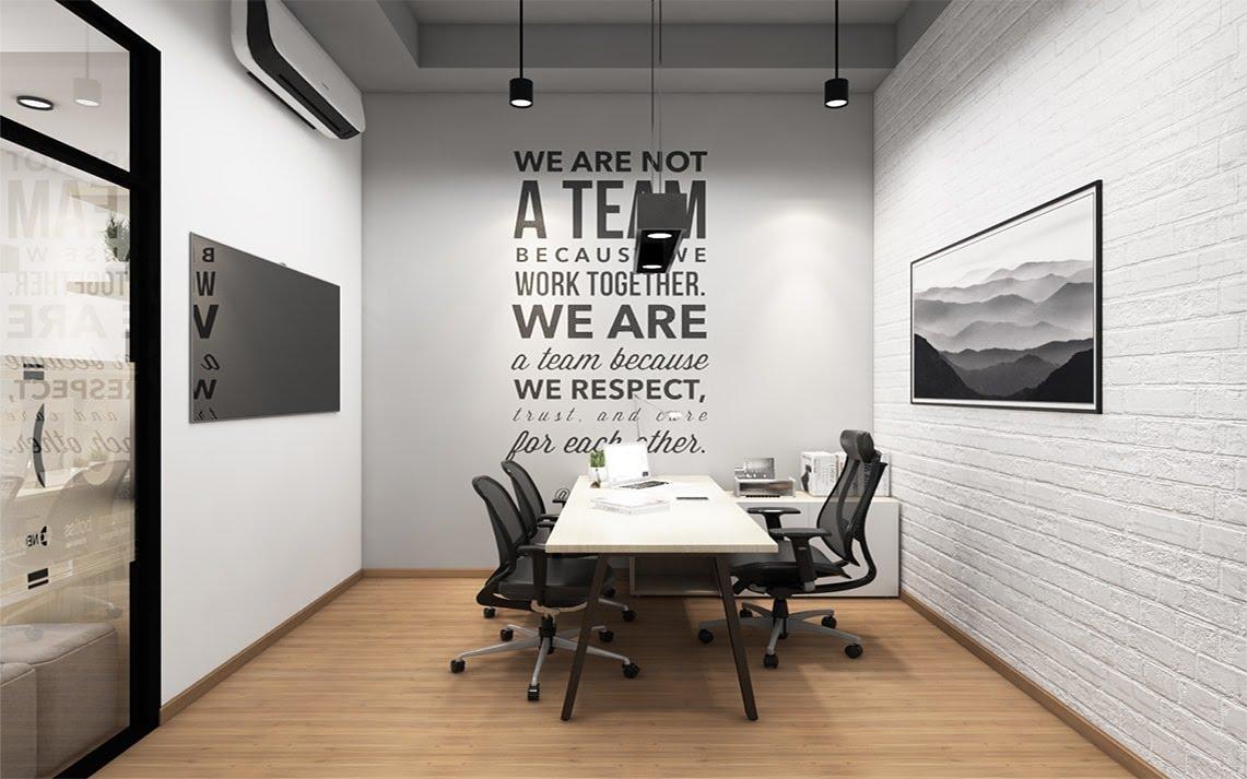 Sử dụng bàn họp tăng sự liên kết