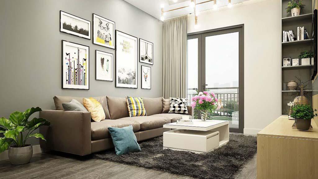 Lưu ý khi thiết kế nội thất chung cư 3 phòng ngủ