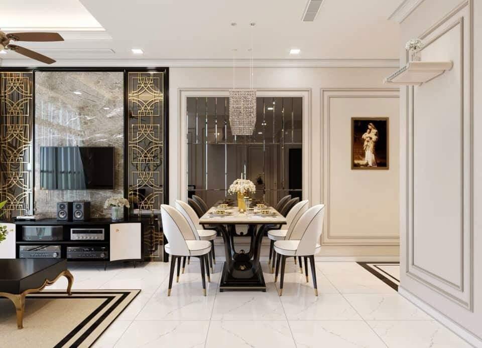 Thiết kế nội thất đơn giản, tinh tế cho căn hộ chung cư