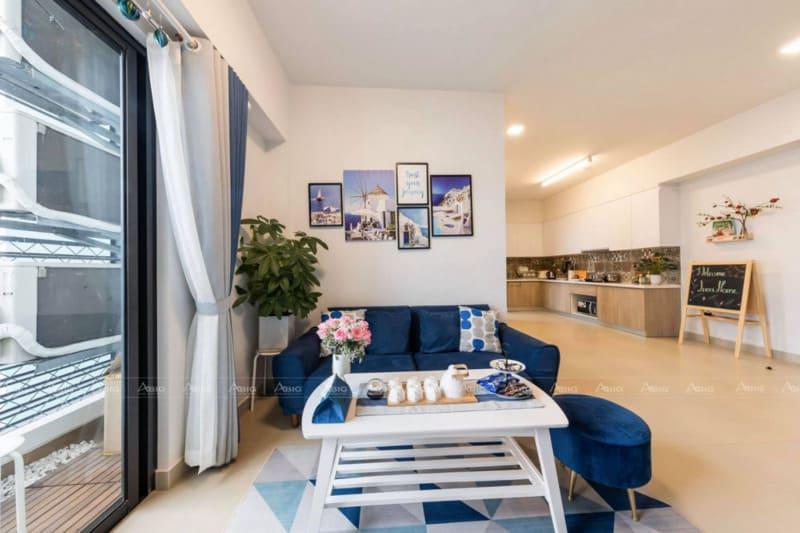 thiết kế nội thất căn hộ chung cư 3 phòng ngủ thông minh