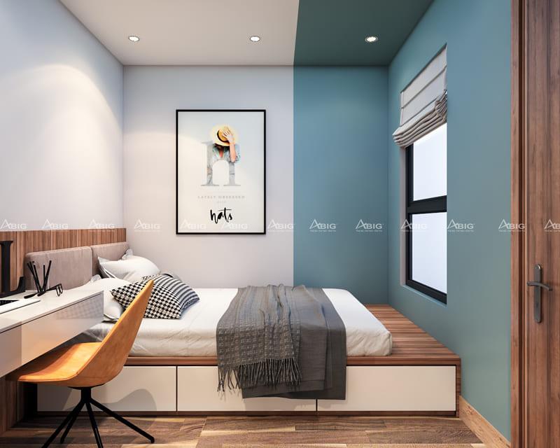 mẫu thiết kế phòng ngủ phụ độc đáo và sáng tạo