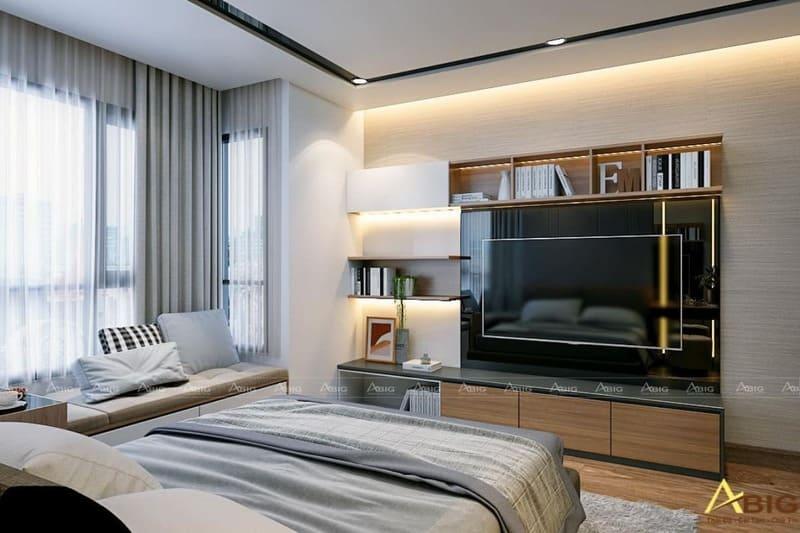 cách trang trí nội thất cho phòng ngủ căn hộ chung cư