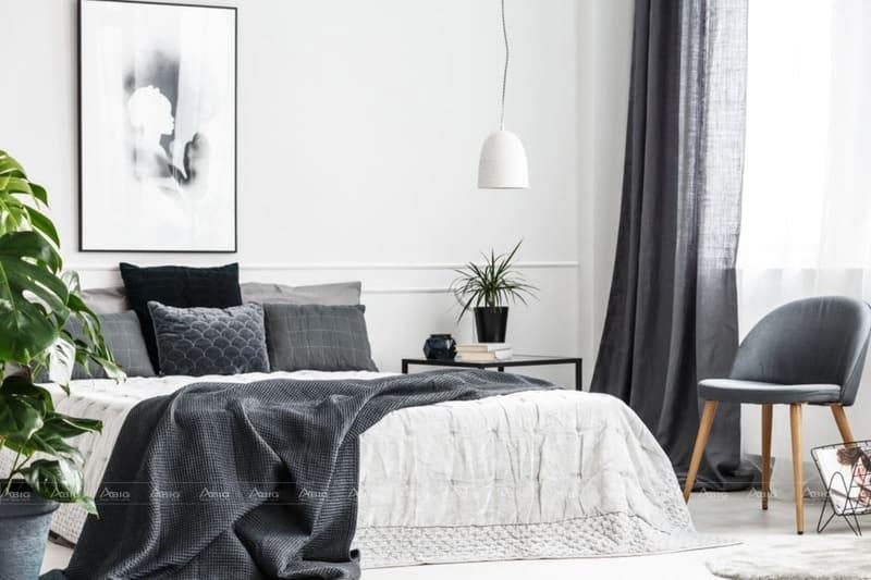 kinh nghiệm thiết kế nội thất cho căn hộ chung cư 2 phòng ngủ