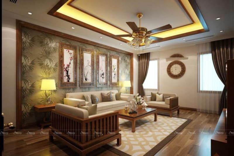 Phong cách xu hướng kiến trúc Trung Hoa
