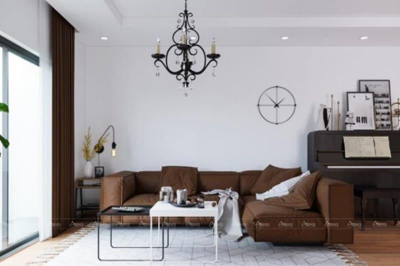 Phong cách thiết kế chung cư 80m2
