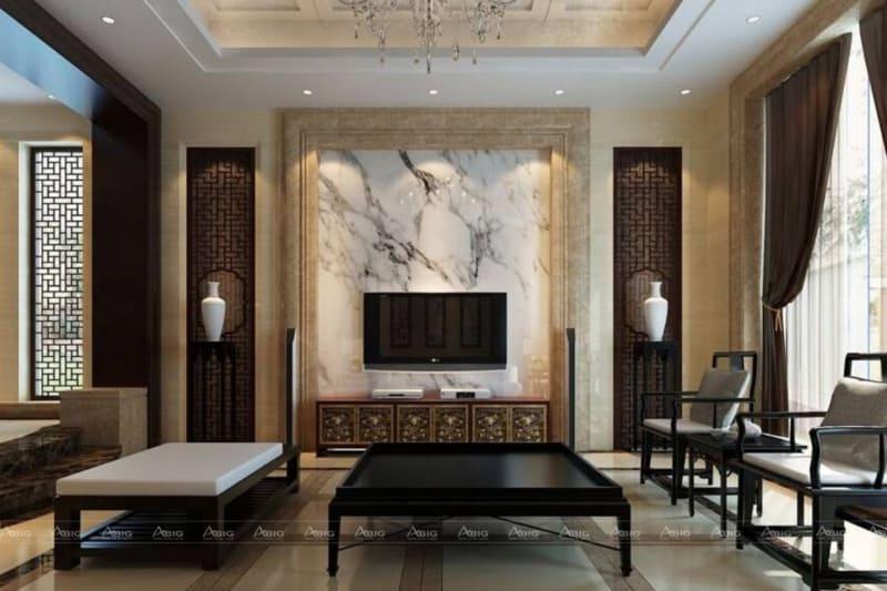 Đồ nội thất bằng tự nhiên là nét đặc trưng của phong cách này
