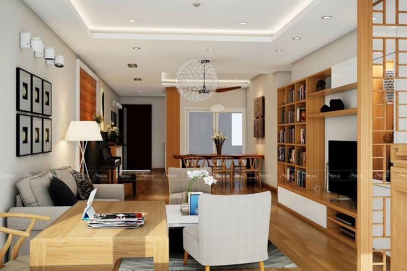 Bạn có thể sử dụng gỗ óc chó để trang trí cho nội thất