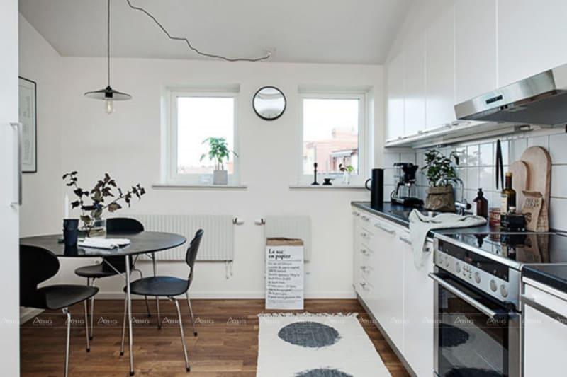 Thiết kế chung cư hiện đại, tiện nghi