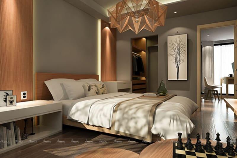 Phòng ngủ sang trọng cho cả nhà