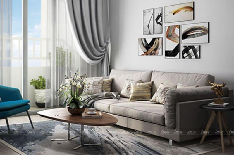 Thiết kế độc đáo cho nội thất chung cư