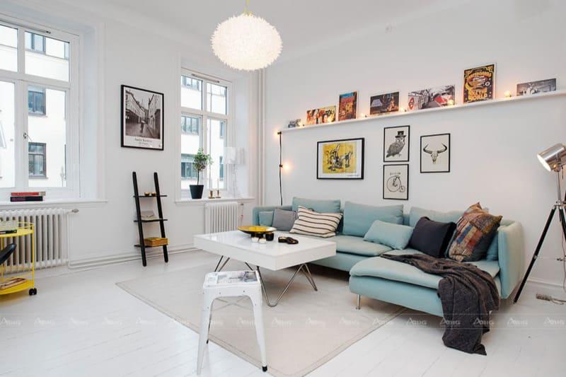Cách bố trí nội thất cho không gian nhỏ