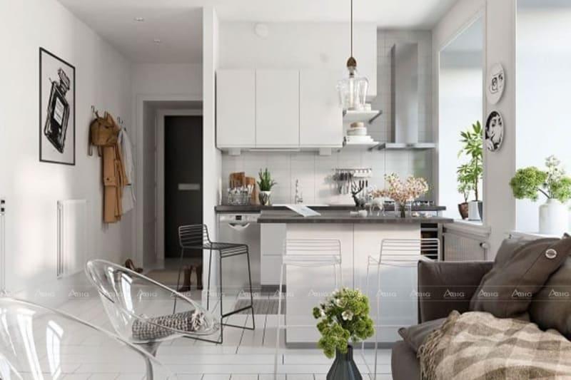 Mẫu thiết kế nội thất cho chung cư diện tích nhỏ