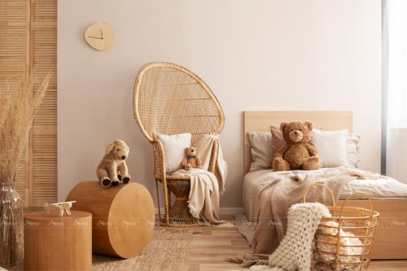 Cách trang trí phòng ngủ trẻ con
