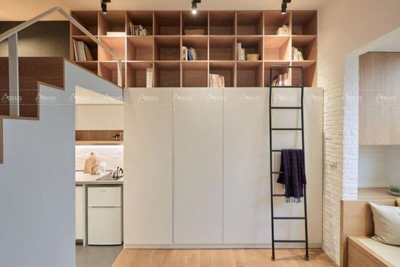 Bố trí nội thất thông minh và tiết kiệm không gian cho căn hộ