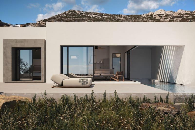 đắm chìm vào thiên nhiên với thiết kế không gian trong suốt toàn bộ ngôi nhà