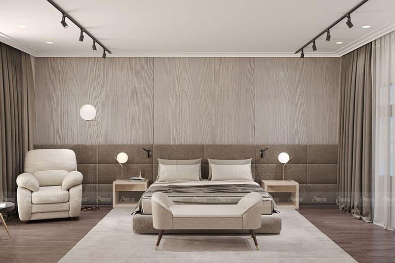 phòng ngủ phong cách japanese đơn giản, tinh tế