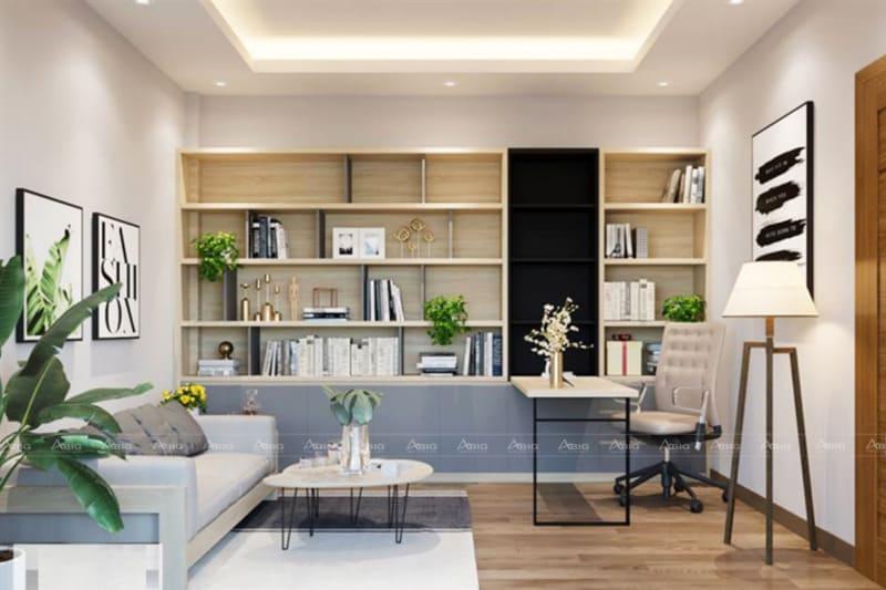 cân nhắc sử dụng nội thất cho phòng khách có diện tích hẹp
