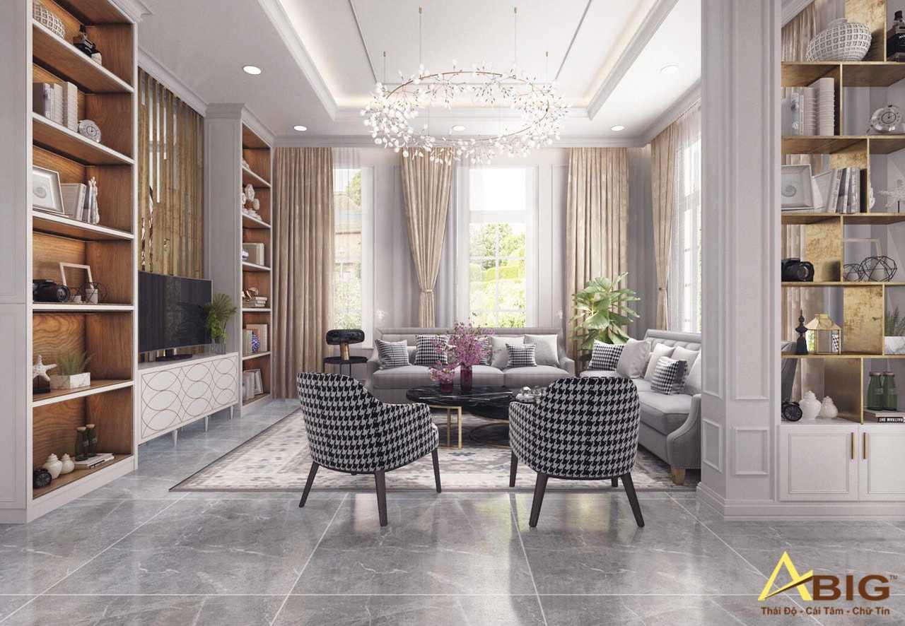 Đơn vị thiết kế nội thất biệt thự tân cổ điển giá cả tốt nhất