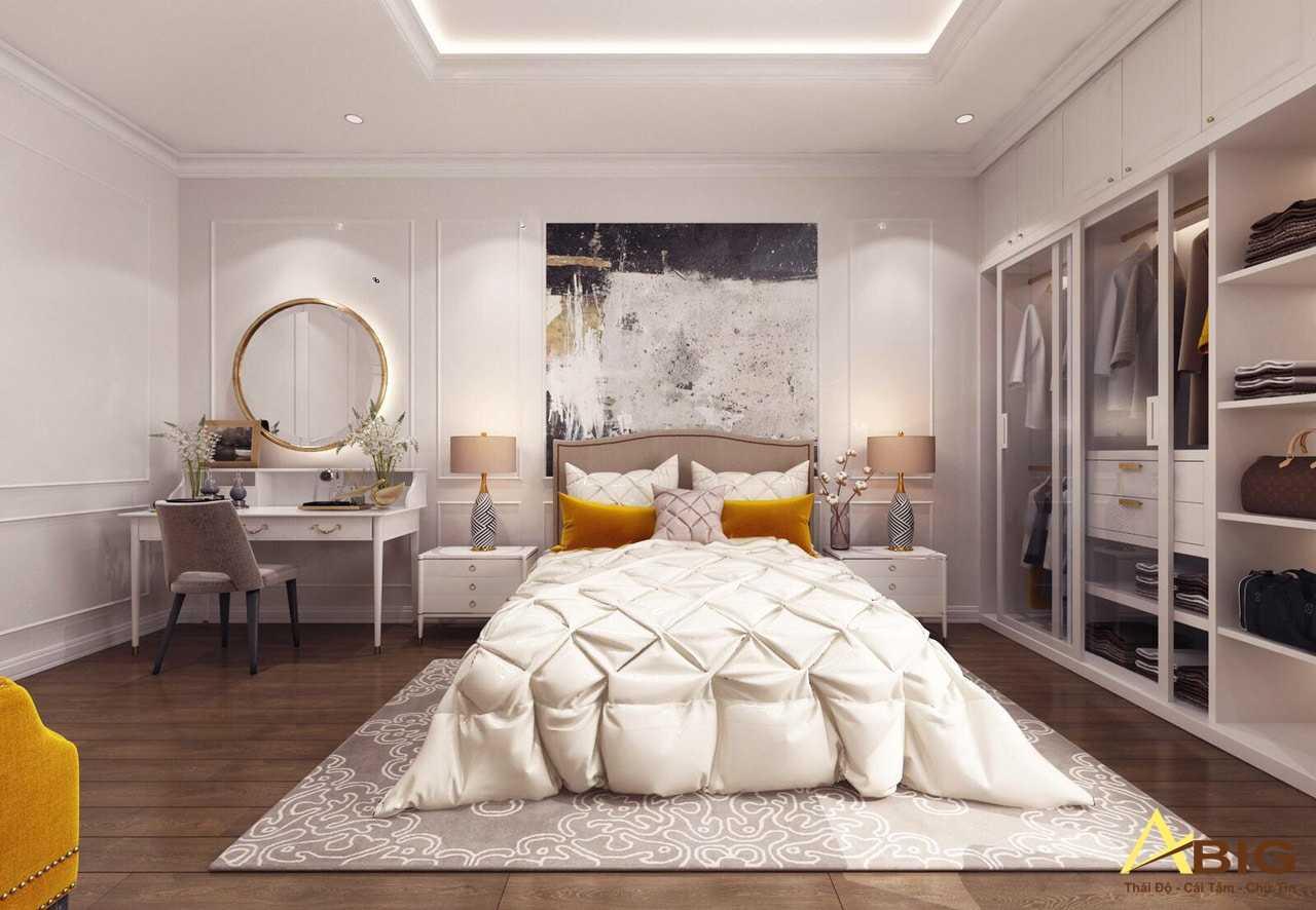 Đơn vị thiết kế nội thất biệt thự tân cổ điển đẹp