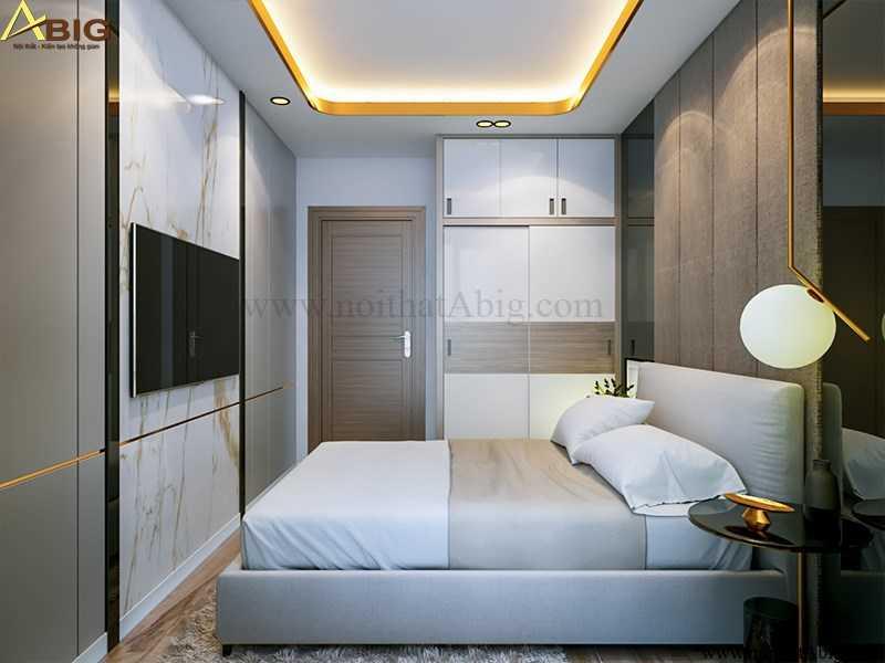 Bố trí nội thất phòng ngủ thông minh