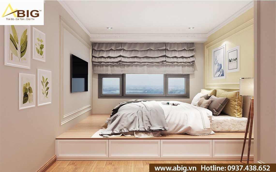thiết kế nội thất căn hộ 2 phòng ngủ giá hấp dẫn