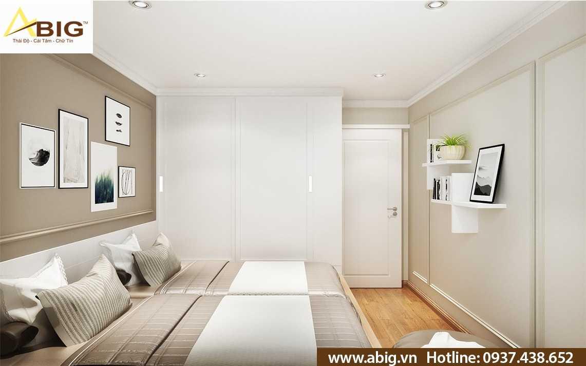 thiết kế nội thất căn hộ 2 phòng ngủ - 2