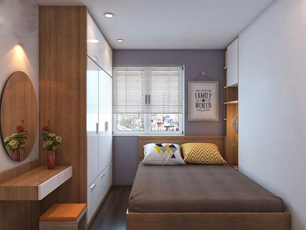 Thiết kế diện tích phòng ngủ 10m2