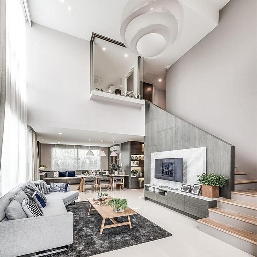 Nhà có chiều cao trần càng cao thì sẽ có chi phí xây dựng cao hơn.